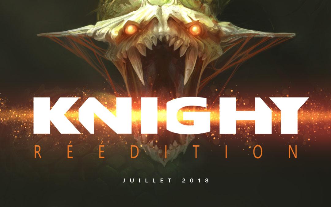 Envoi des PDF du livre de base de Knight !