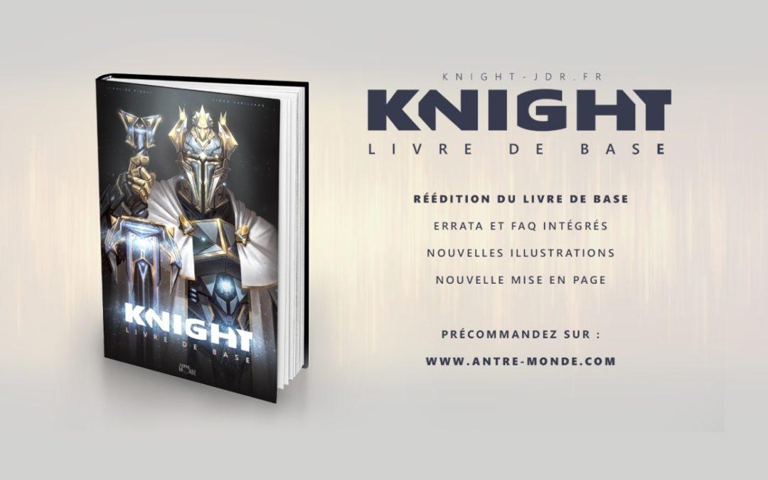 Knight sera réédité !